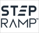 Step Ramp - The first dirt bike ramp with integrated steps